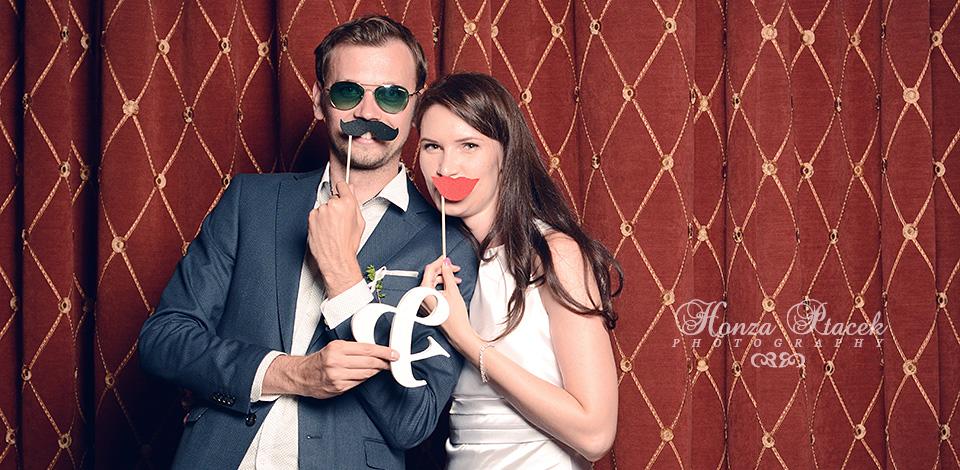 Svatební fotobudka (Wedding Photobooth)